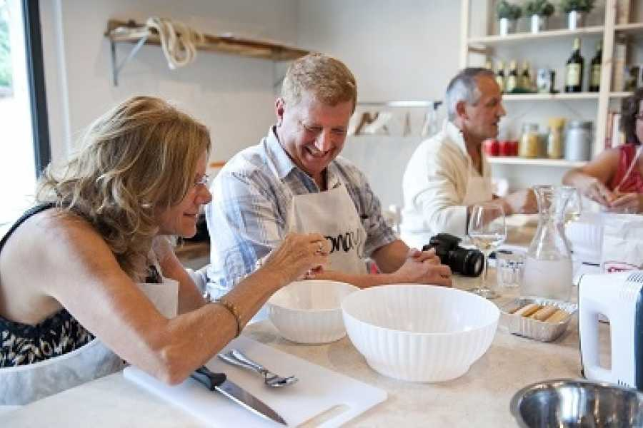 VERONALITY Risotto and Pasta Cooking Class