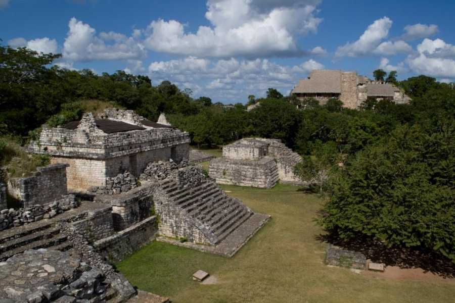 Cancun Vacation Experts EK BALAM MAYAN SINKHOLE