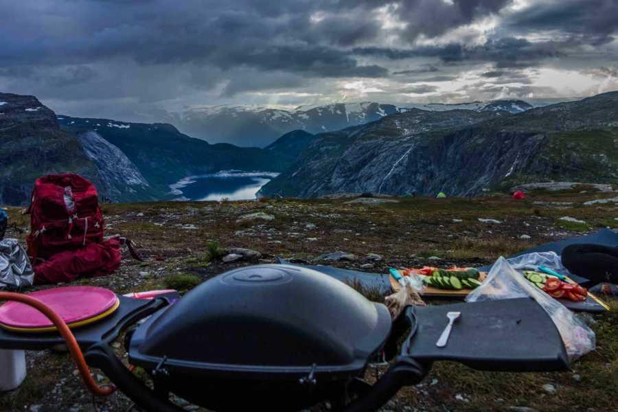 Norway Insight Trolltunga Sunset and Sunrise tour