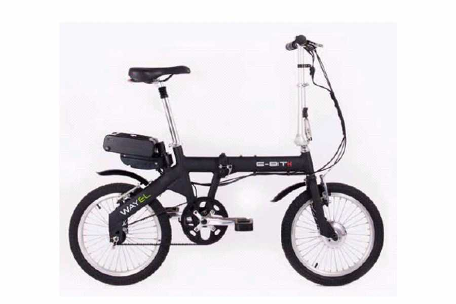 Bologna Bike Tour E-bike City & City fold 16""