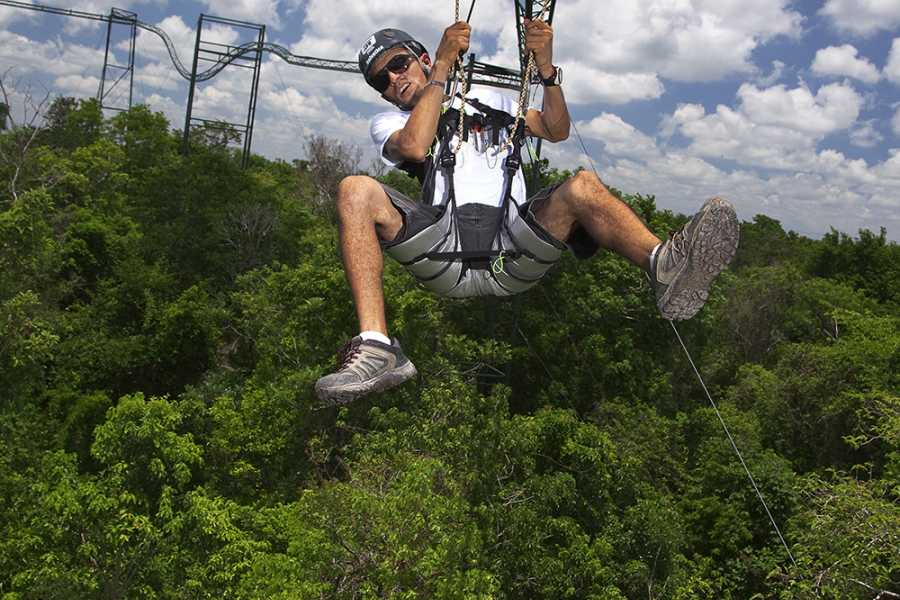 Cancun Vacation Experts EXTREME CANOPY
