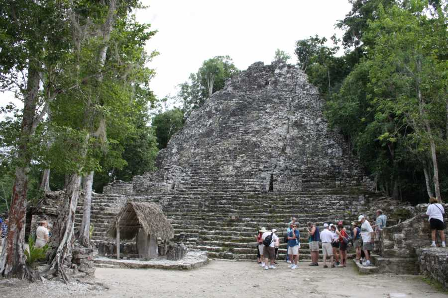 Cancun Vacation Experts COMBO TULUM, COBÁ Y CENOTE