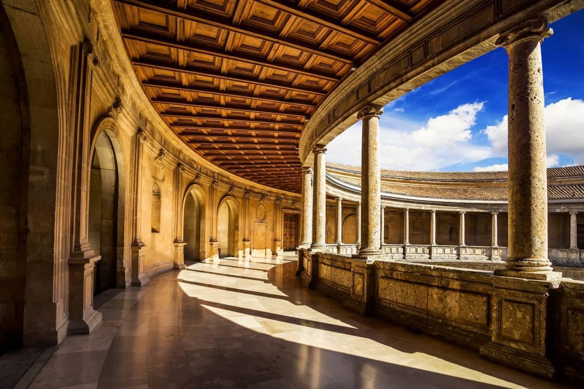 NHUE ALHAMBRA, ALBAICIN Y SUS PALACIOS NAZARIES. ESPAÑOL