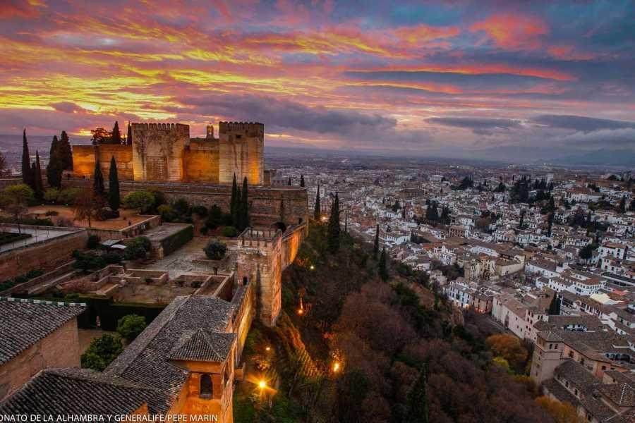 NHUE ALHAMBRA, ALBAICIN AND THEIR NASRID PALACES TOUR