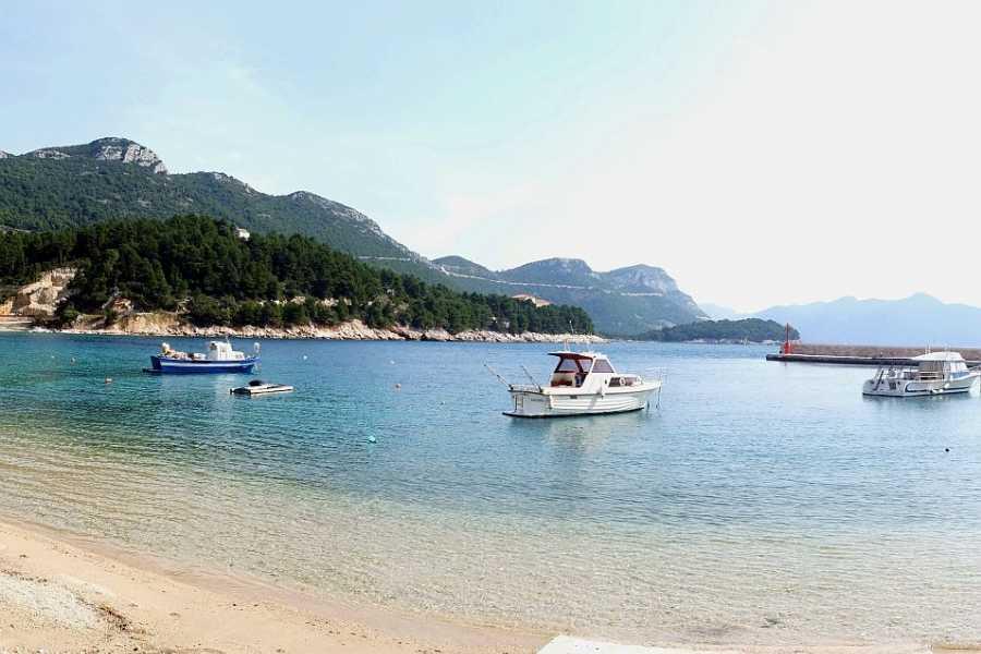 Insider Holidays Private Island Hopping – Local Archipelago (Islands: Kolocep, Lopud, Sipan)