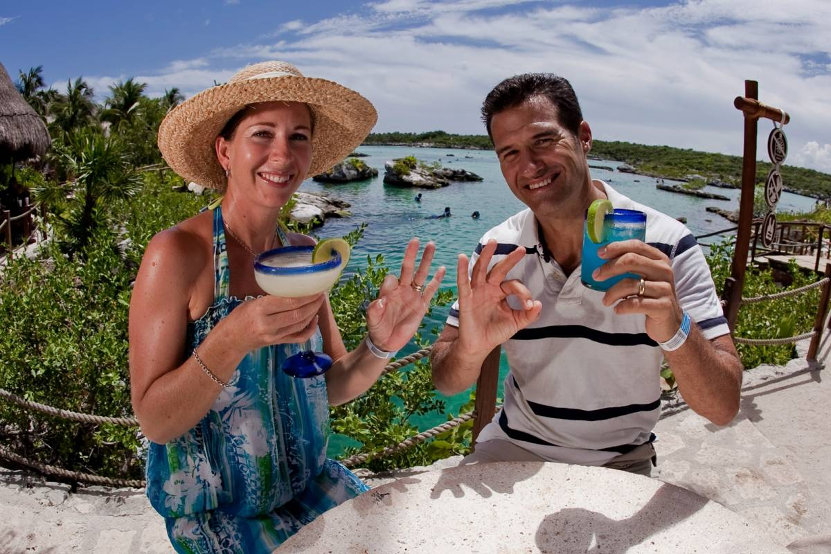 Cancun Vacation Experts XEL-HÁ TODO INCLUIDO