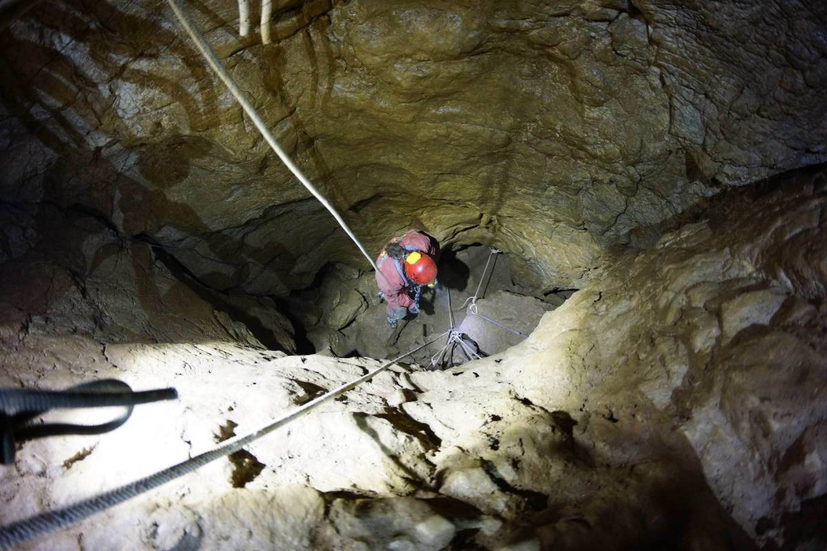 Wild-Trails Caving and Via Ferrata in Apuseni Mountains