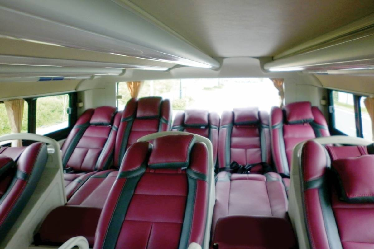 OCEAN TOURS Bus HANOI - HA LONG 7:30AM