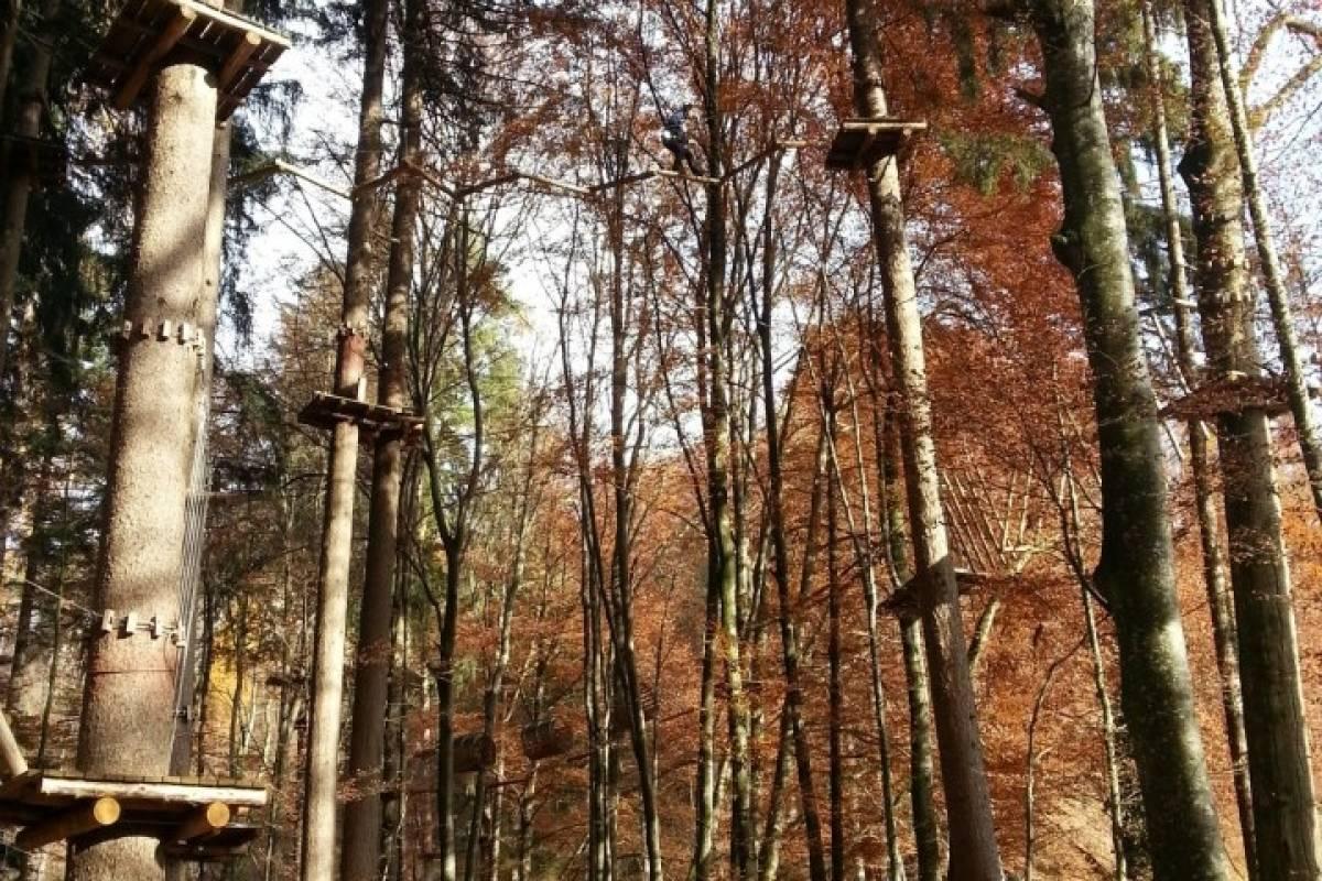 Outdoor Interlaken AG Winter Adventure Park