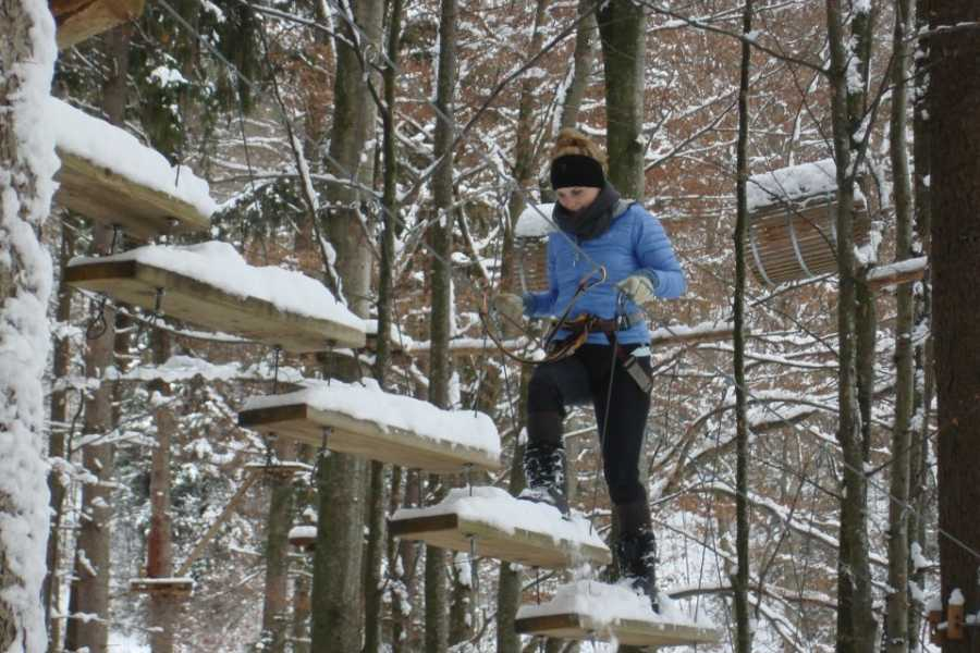 Outdoor Interlaken AG 冬季探险乐园(Winter Adventure Park)