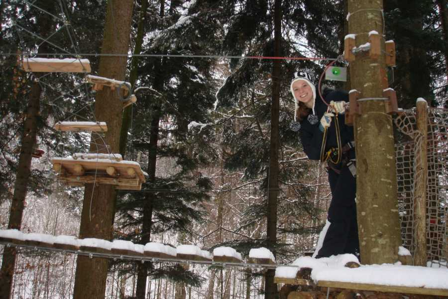Outdoor Interlaken AG Winter Seilpark