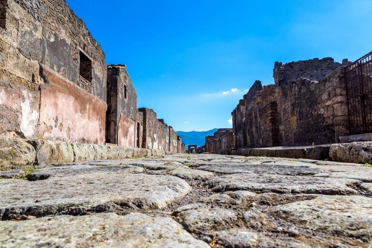 Travel etc Tour Privato di Pompei e Vesuvio