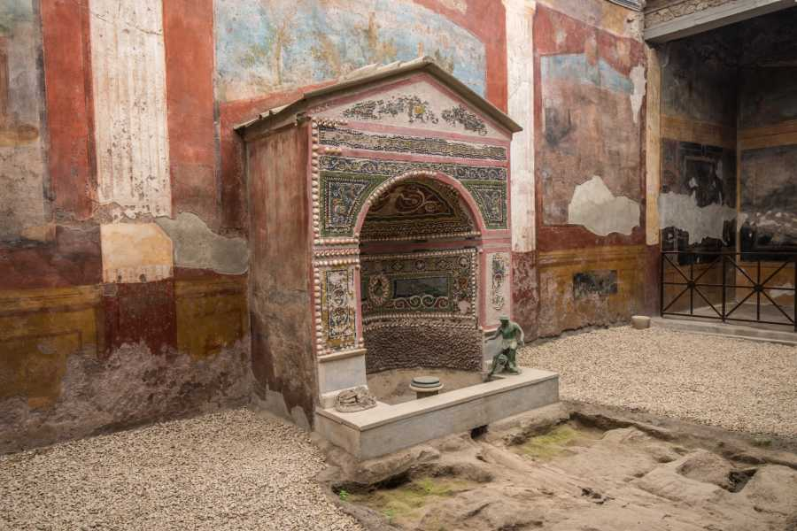Travel etc Private Tour of Pompeii and Mount Vesuvius