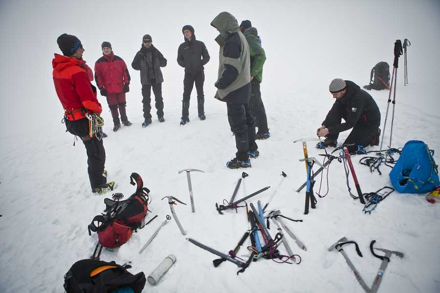 Wild-Trails Mountanieering and Avalanche Rescue Course