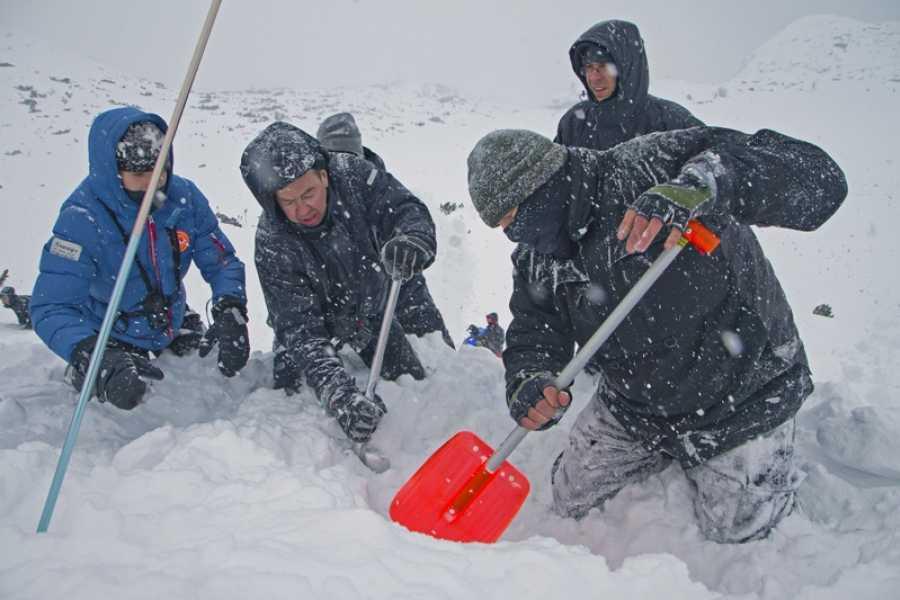 Wild-Trails Kurs lawinowo - alpinistyczny