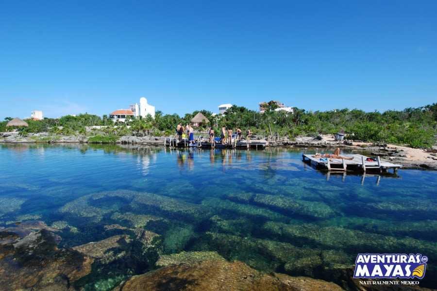 Cancun Vacation Experts AVENTURA MAYA