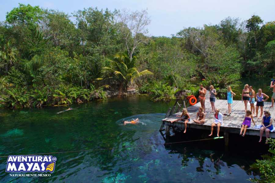 Cancun Vacation Experts MAYAN ADVENTURE