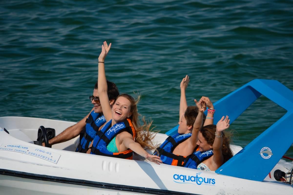Cancun Vacation Experts JUNGLE TOUR