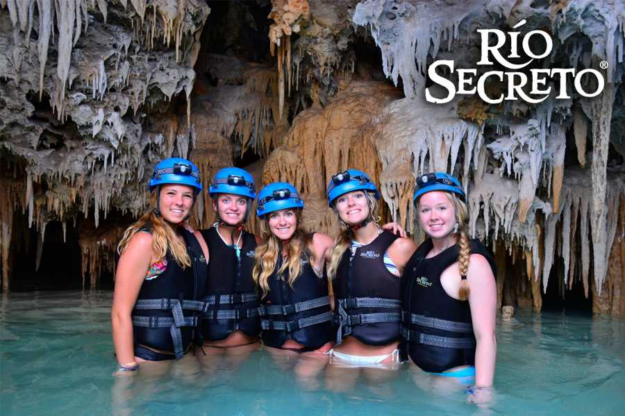 Cancun Vacation Experts RÍO SECRETO PLUS