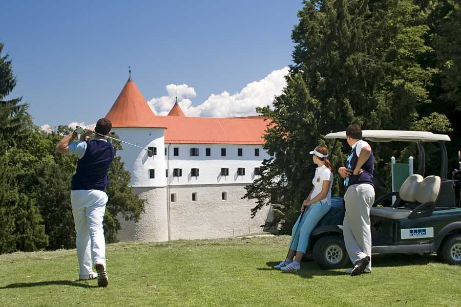 Nature Trips Terme Catez - Mokrice Castle Golf Resort