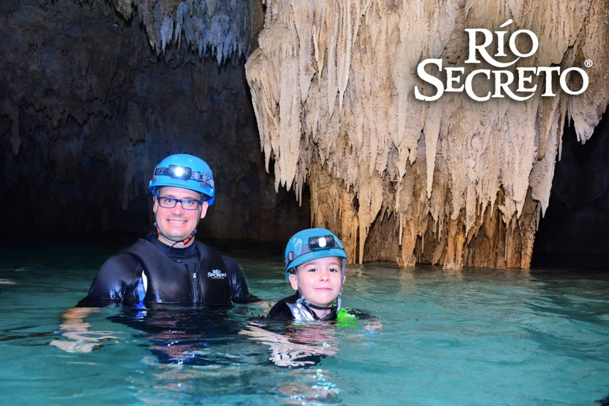 Cancun Vacation Experts RIO SECRETO PLUS