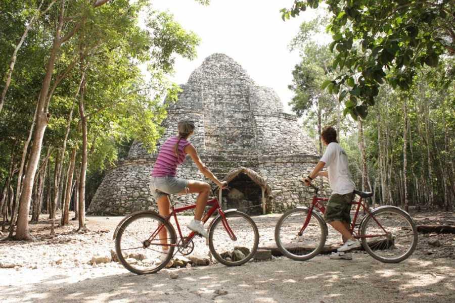Cancun Vacation Experts COBA SUNSET