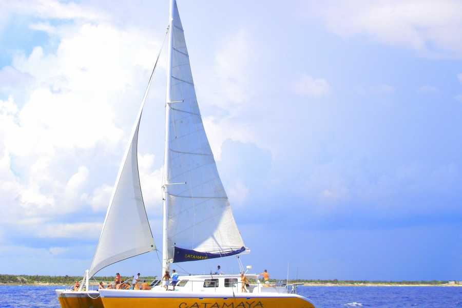 Cancun Vacation Experts DELUXE CATAMARAN & SNORKEL