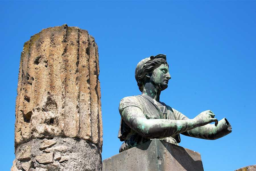 Travel etc Private Tour of Pompeii and Herculaneum