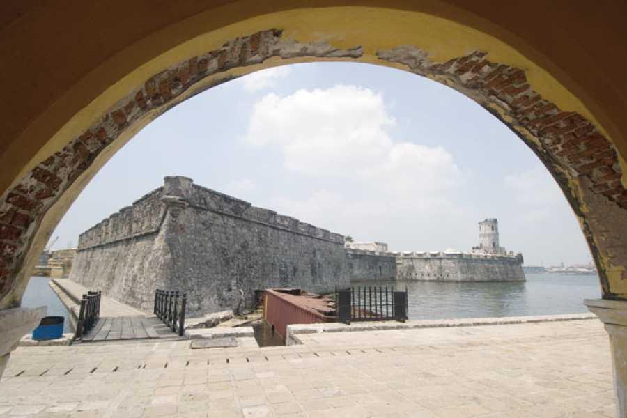 Tours y Tickets Operador Turístico Tour a San Juan de Ulúa desde Veracruz