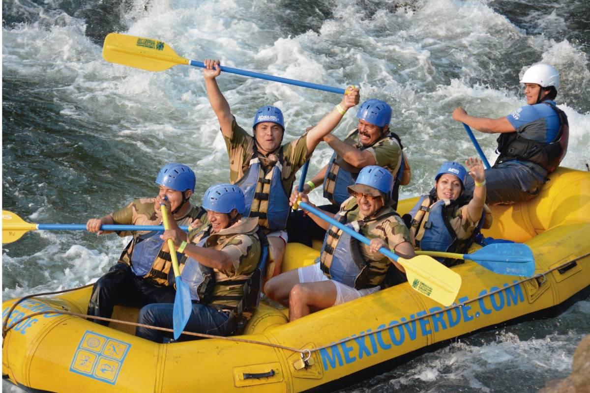 Tours & Tickets Operador Turístico Rafting in Jalcomulco