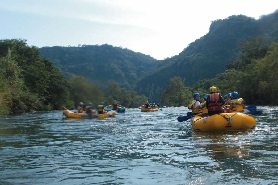 Tours y Tickets Operador Turístico Rafting in Jalcomulco from Veracruz or Boca del Rio
