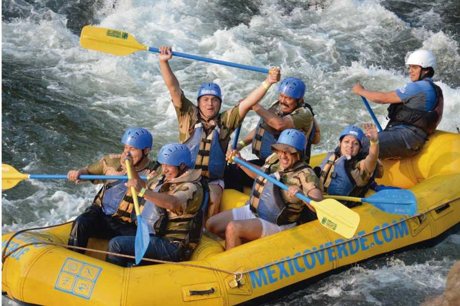 Tours y Tickets Operador Turístico Tour a los Rápidos de Jalcomulco desde Veracruz o Boca del Rio