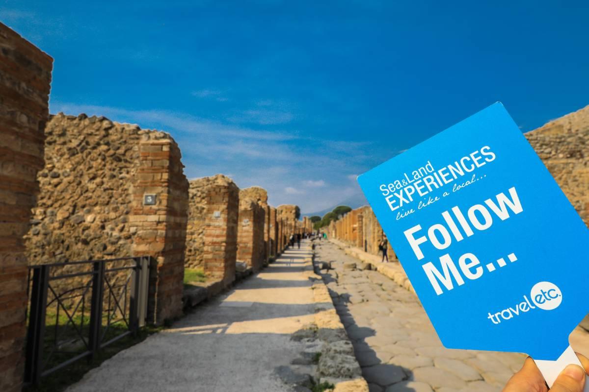 Travel etc Pompeii & Vesuvius Experience