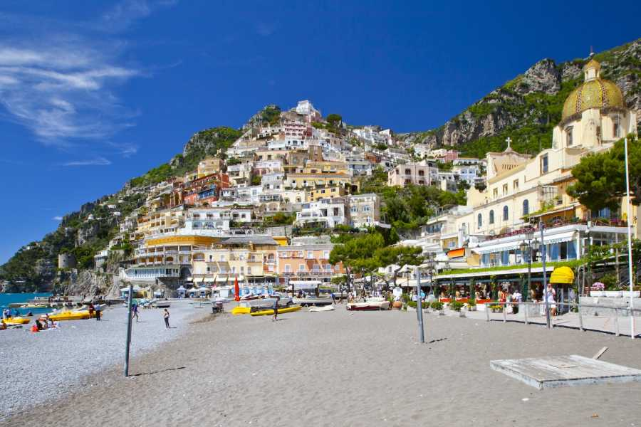 Travel etc Tour privato in barca di Capri e Positano