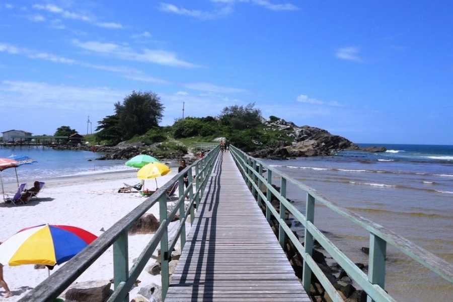 Check Point City Tour Roteiro das Ostras em Florianópolis