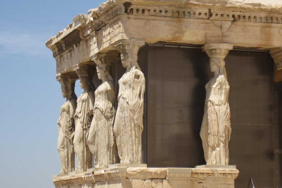 walks in europe Acropolis Museum + Acropolis ( Shared Tour)