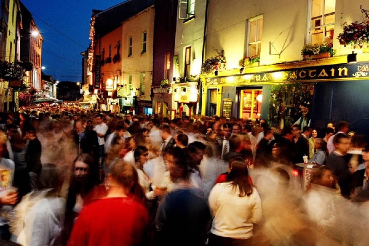 Good Food Ireland Gourmet Food and Wine Weekend on The Wild Atlantic Way