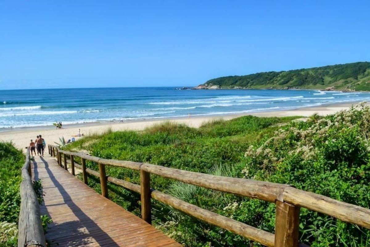 Check Point Garopaba, Ferrugem e Praia do Rosa (Praia dos surfistas) em Florianópolis