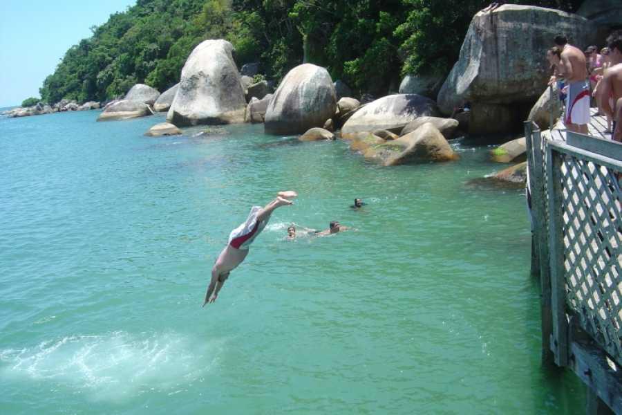 Check Point Camboriú, Unipraias e Laranjeiras em Santa Catarina