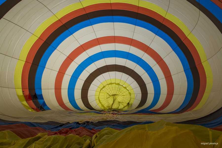 Emotion - life on adventure Balão de Ar Quente - Voo Descoberta Vila Galé Clube de Campo