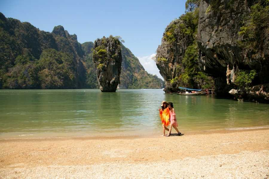 AMICI MIEI PHUKET TRAVEL AGENCY JAMES BOND ISLAND BEST SELLER TOUR -- AM043-044-045