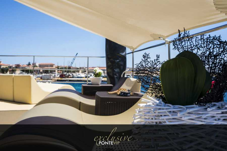 virginia motor yacht Exclusive ponte vip