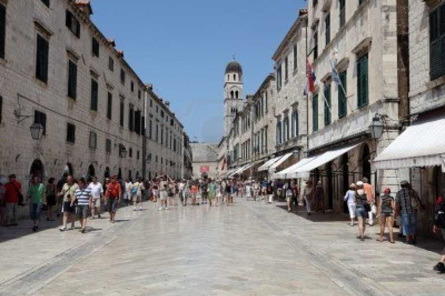 "Travel Agency"" South Tours"" Dubrovnik Full Day Tour from Split and Trogir"