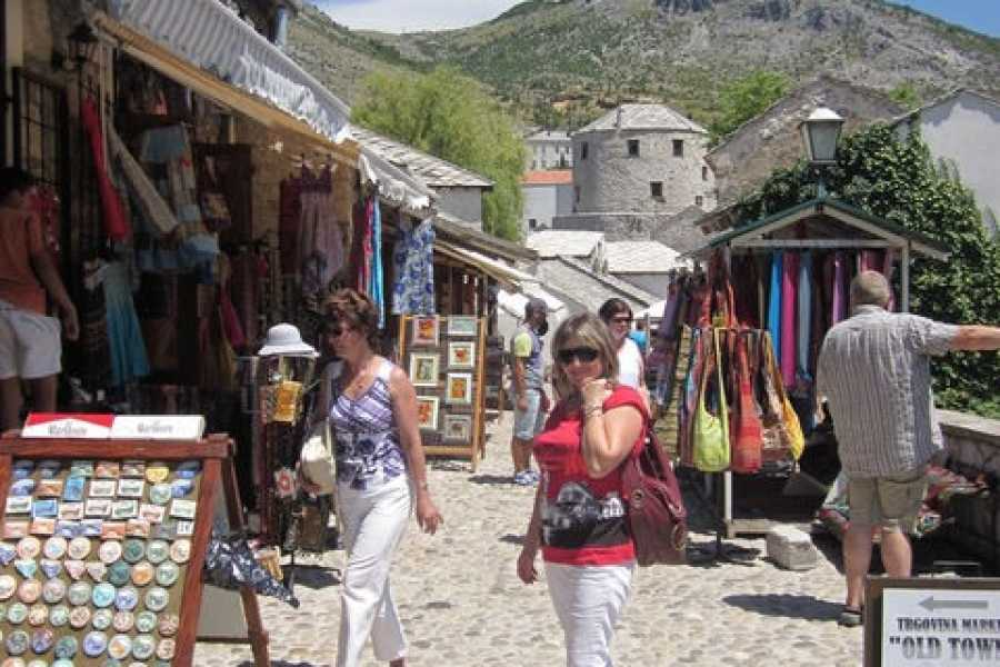 "Travel Agency"" South Tours"" Mostar and Medjugorje: Full Day from Split and Trogir"