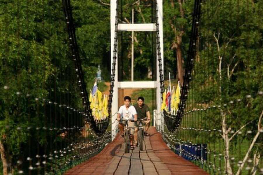 AMICI MIEI PHUKET TRAVEL AGENCY 2 GIORNI KANCHANBURI ALL'HINTOK RIVER CAMP