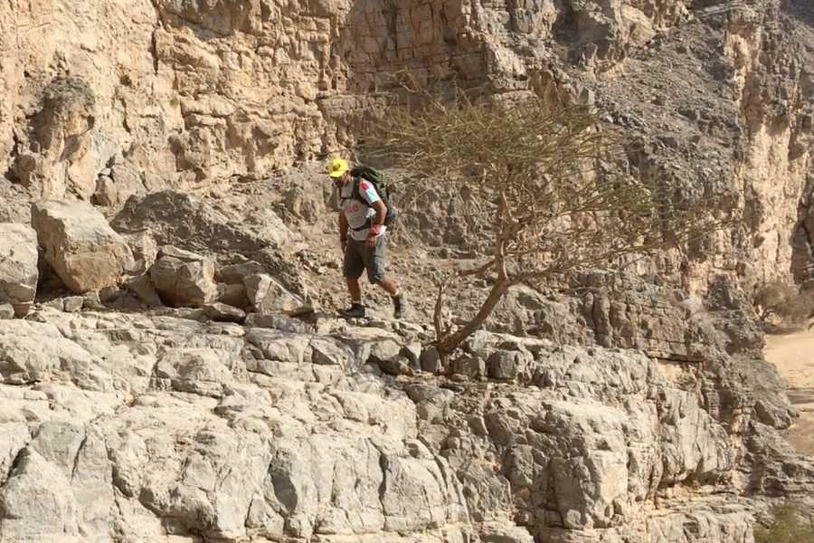 Adventurati Outdoors Scaling Jabal Jais - South Side