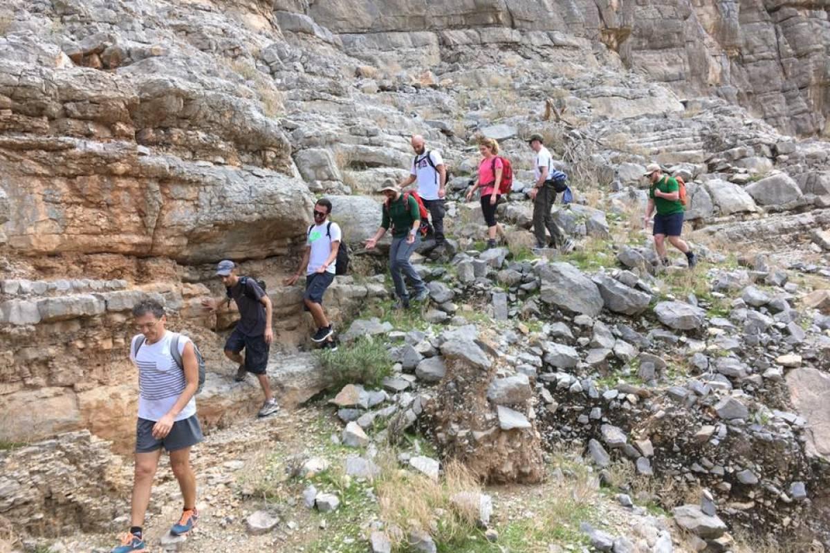 Adventurati Outdoors Wadi of the Giants - RAK