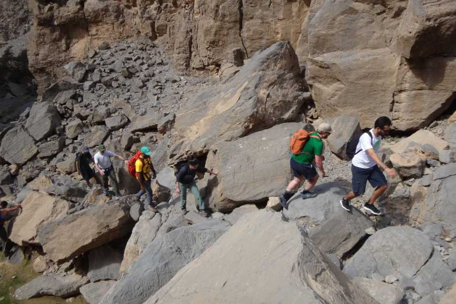 Adventurati Outdoor Wadi of the Giants - RAK