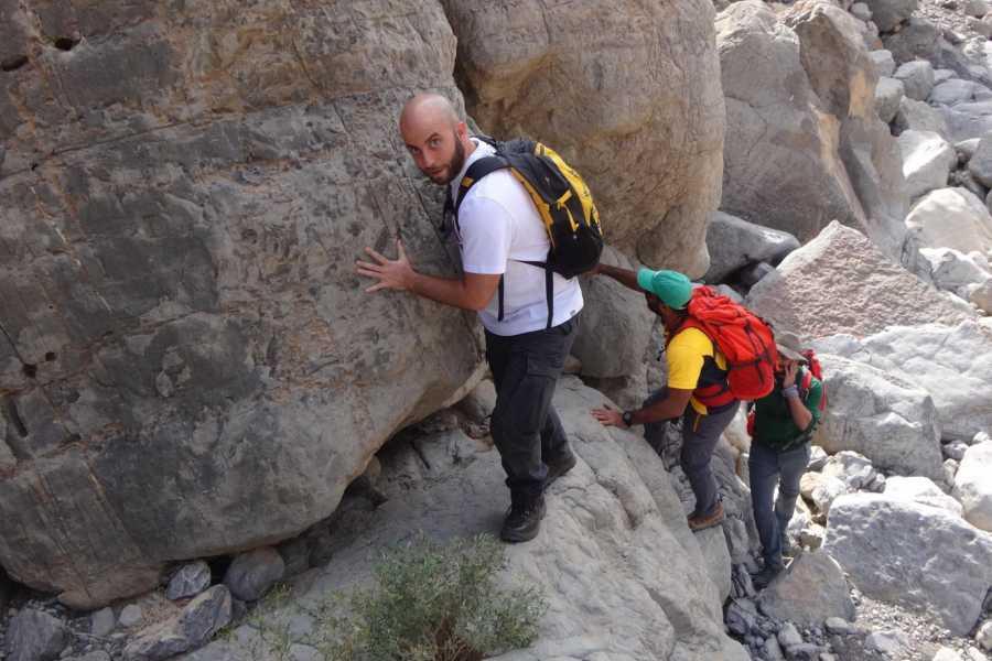Adventurati Outdoor Wadi of the Giants - 23 October