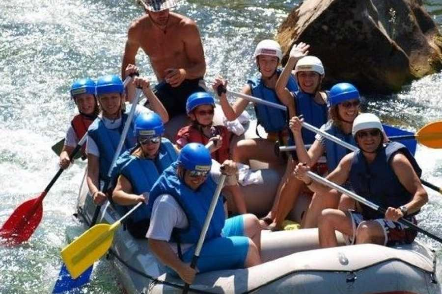 """Travel Agency"""" South Tours"""" Rafting on the Cetina river from Split and Trogir"""